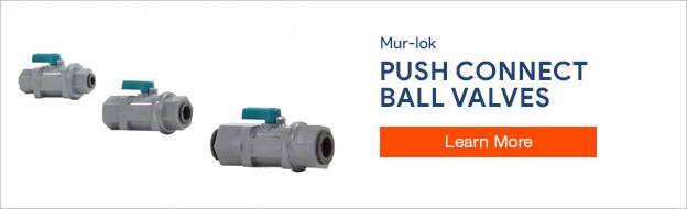 Mur-Lok Ball Valve