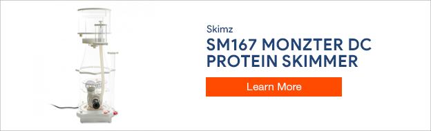Skimz SM167 DC Protein Skimmer
