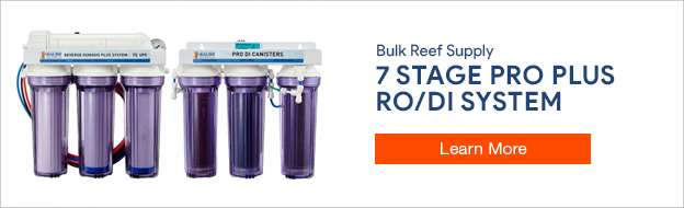 Bulk Reef Supply 7 Stage Reverse Osmosis System