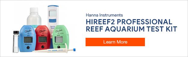 Hanna Instruments HIREEF Professional Reef Test Kit