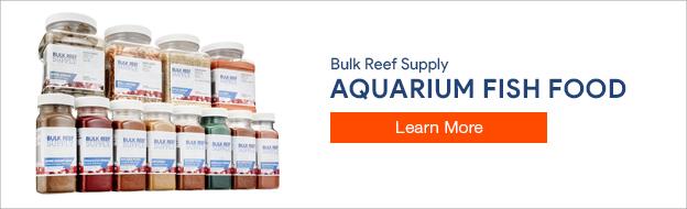 Bulk Reef Supply Fish Food