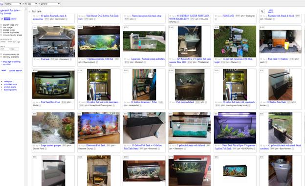 aquariums-on-craigslist