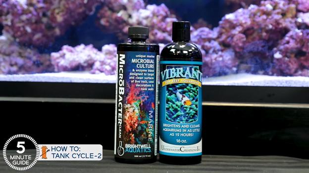 Heterotrophic bacteria additives