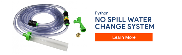 Python Gravel Cleaners and Siphons
