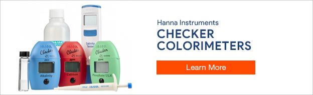 Hanna Instruments Checker Colorimeter