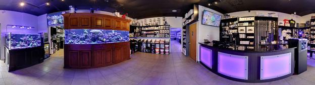 World Wide Corals storefront