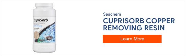 Seachem Cuprisorb Copper Remover