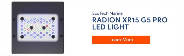 EcoTech Marine Radion XR15 G5 Pro Led Light