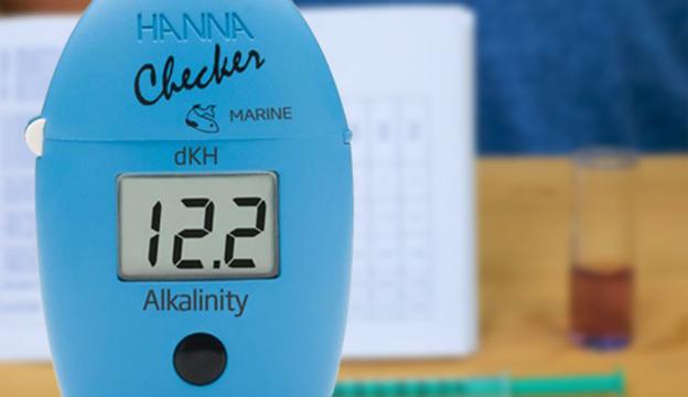 Hanna Checker digital read out