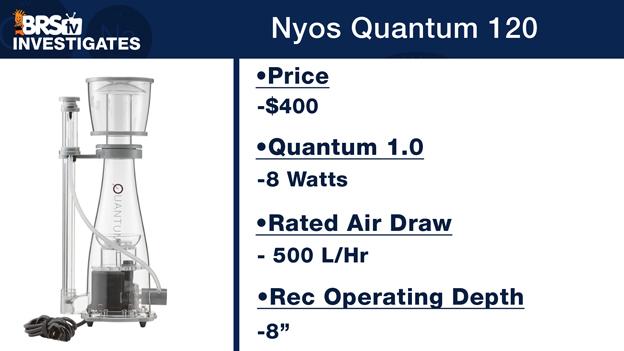 Nyos Quantum 120