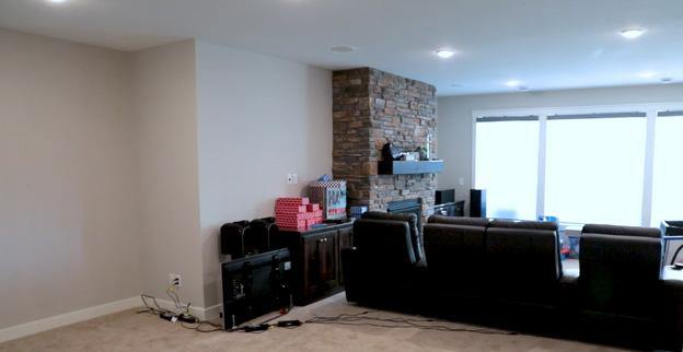 Ryan's basement view