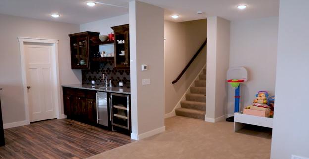 Ryan's basement