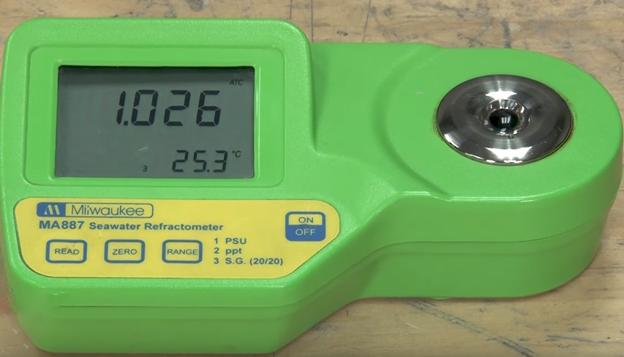 Milwaukie Refractometer
