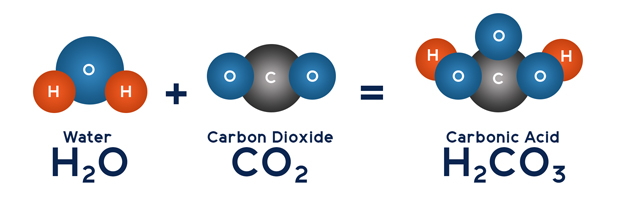 Carbonic Acide Chemical Equation
