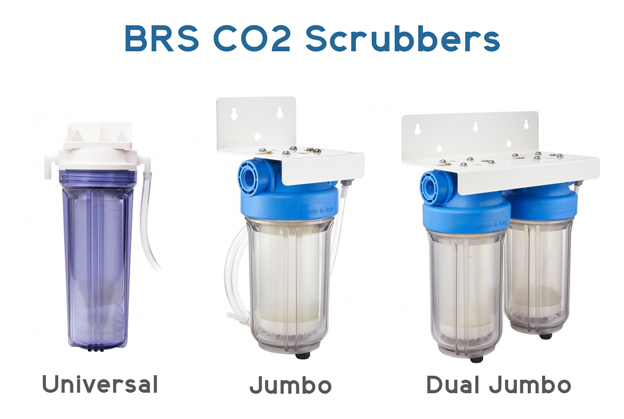 BRS CO2 Scrubber Options
