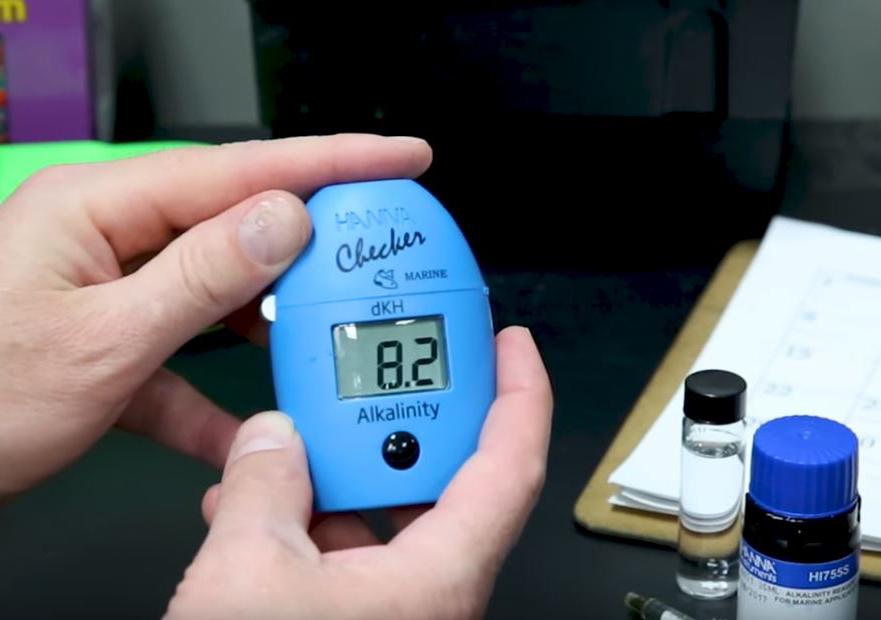 Hanna Colorimeter Alkalinity Checker