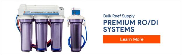 RO/DI Systems at Bulk Reef Supply