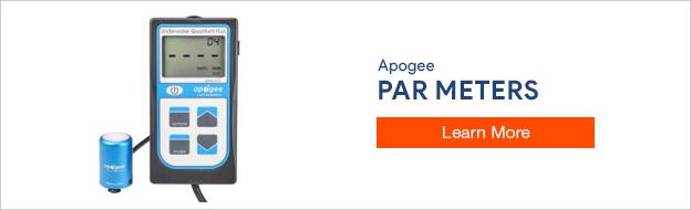 Apogee PAR Meter