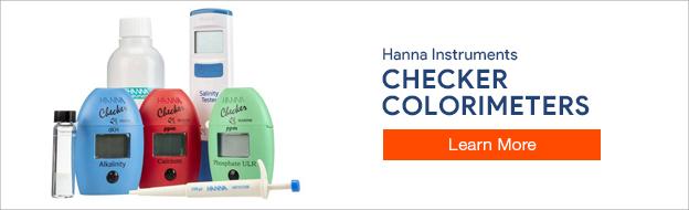 Hanna Instruments Checker Colorimeters