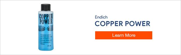 Copper Power Fish Medication