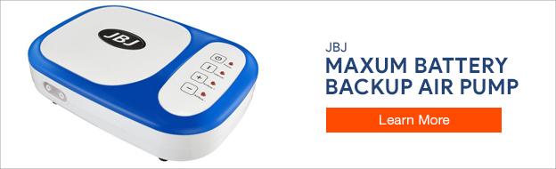 JBJ Maxum Battery Backup Air Pump
