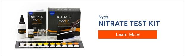 Nyos Nitrate Test Kit