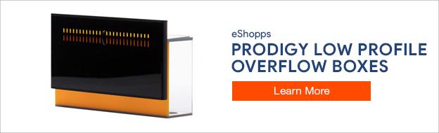 eShopps Prodigy Series Overflow Boxes