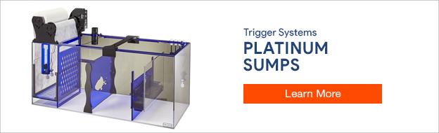 Trigger Systems Platinum Sumps