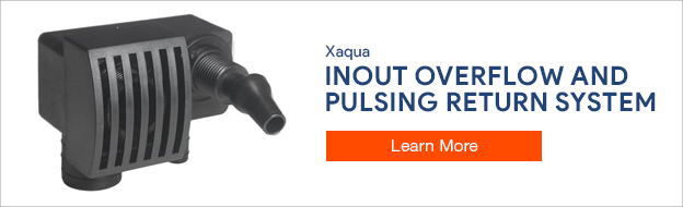 XAqua INOUT Overflow and Pulsing Return